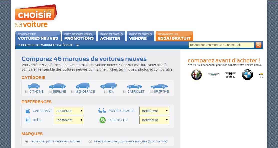 Acheter sa voiture en ligne une nouvelle tendance - Comparateur de prix demenageur ...