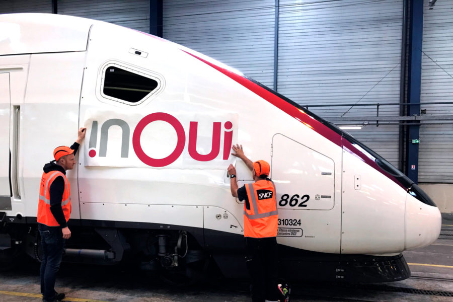 train inoui